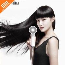 Xiaomi zhibai HL3 Ânion Portátil 1800 w 2 Velocidade Temperatura do Secador de cabelo para Viagens xiaomi mi casa kits quick- secagem Do Cabelo Ferramenta