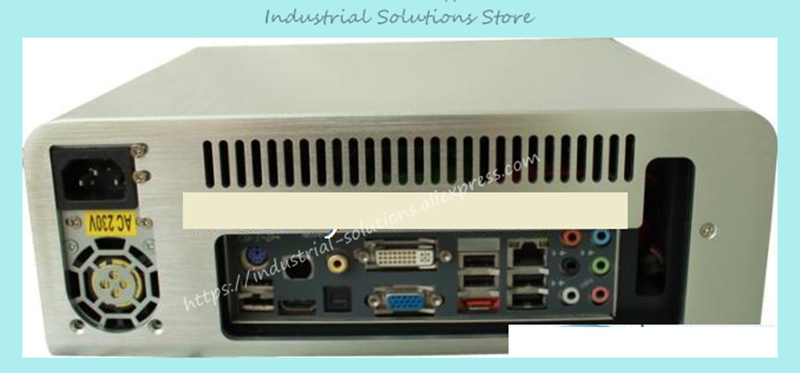 NEW Silver black including usb display support itx all series motherboardNEW Silver black including usb display support itx all series motherboard