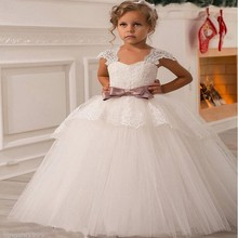 Cummunion pageant одеваются формальное заказ тюль цветы свадьба рождения малышей день