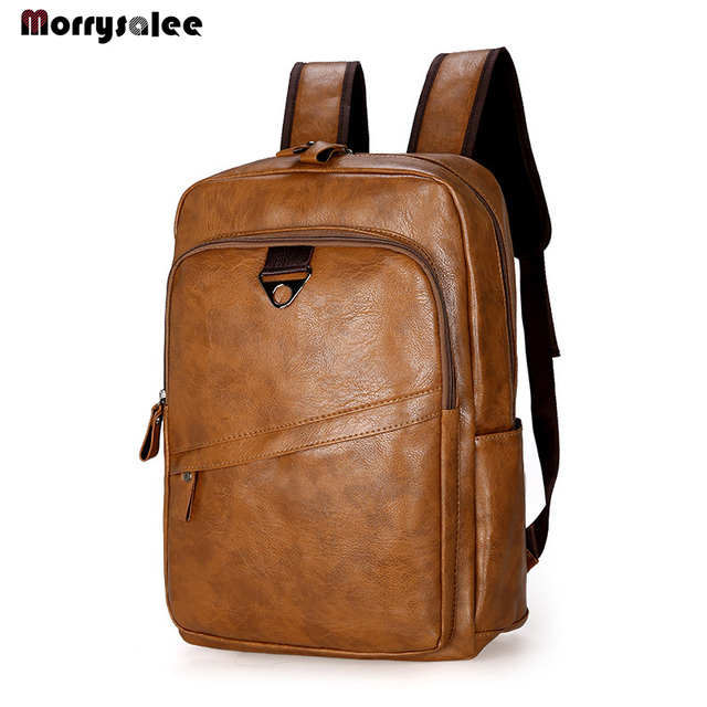 Backpack Women Travel Bags 2019 Multifunction Rucksack PU Leather School Backpacks For Teenagers leather bag large capacity