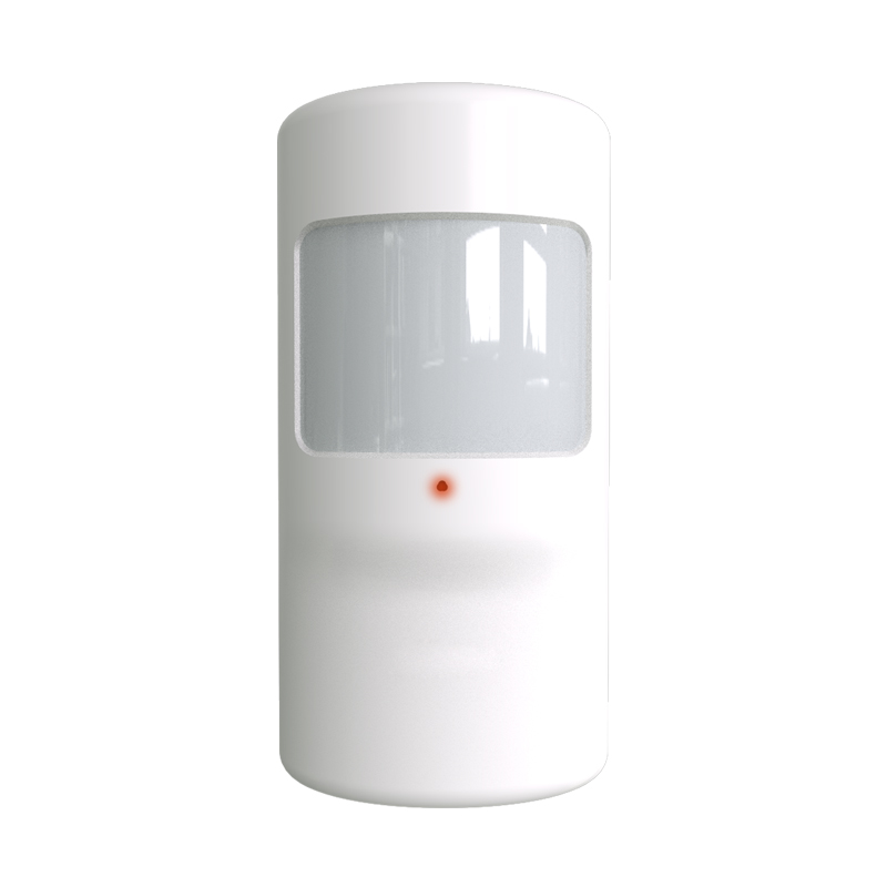 2pcs/lot 433MHz Wireless Intelligent Alarm Motion Detector PIR Motion Sensor For Golden Security GSM/PSTN WIFI Alarm System цена