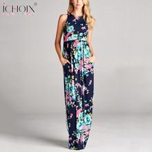 Maxi Vestidos Dress 2XL