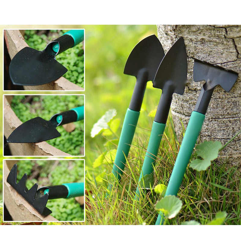 5 шт./компл. набор инструментов для садоводства прививки Инструмент круглый и острая лопата грабли с распылителем фруктовых деревьев серпы бонсай секаторы