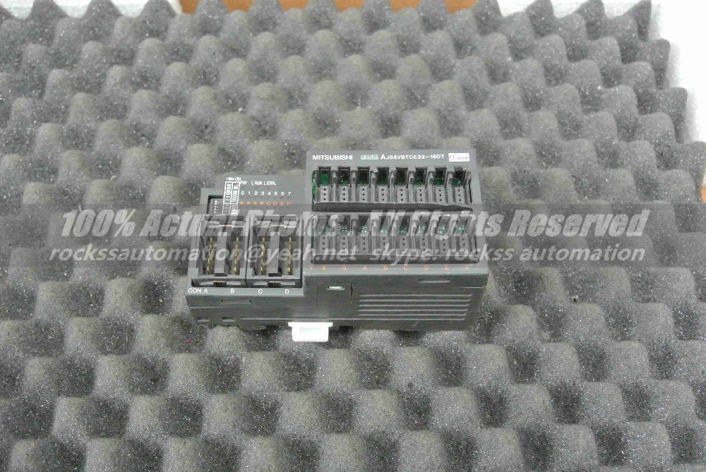 AJ65VBTCE32-16DT Used In Good Condition With Free DHL / EMS a171scpu used in good condition with free dhl ems