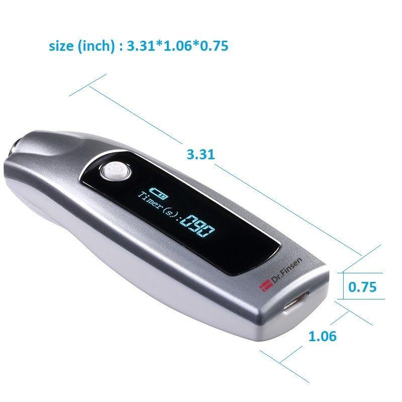 UVC LED Light Torch Portable Mini Sterilizer Handheld UV Disinfection Home or Travel