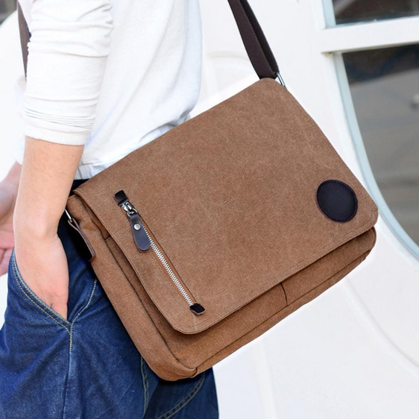 Maison Fabre Travel Bag Shoulder diagonal British retro large-capacity canvas mens bag travel bag Drop Shipping 2018f3