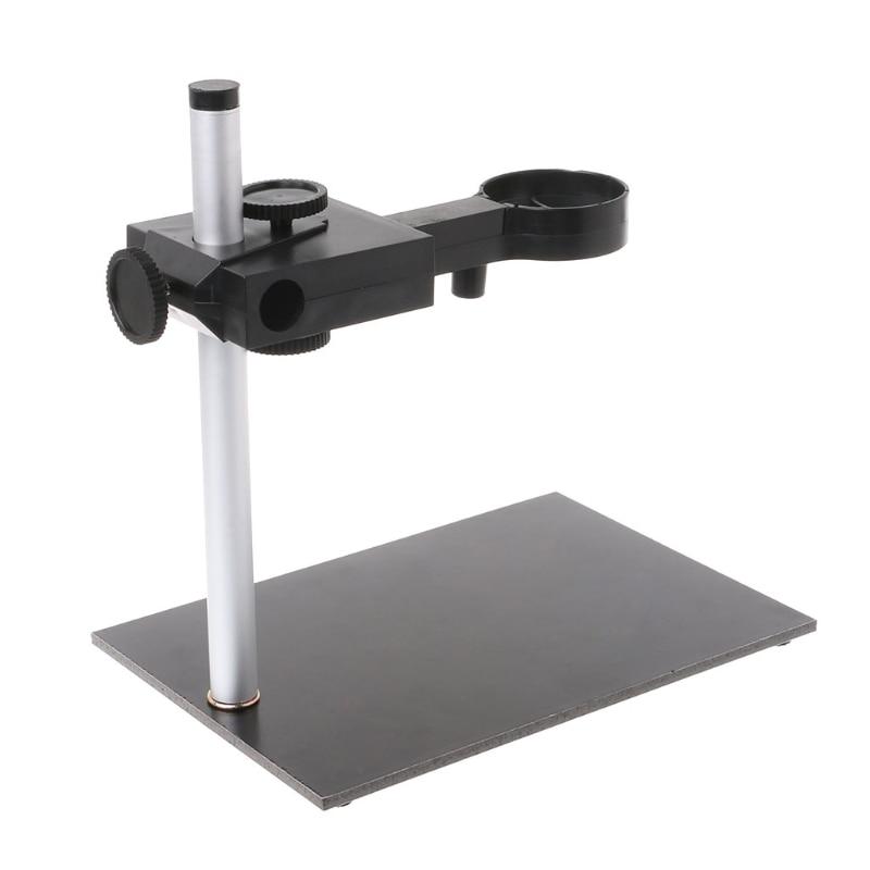 Support universel de Support de Support de Microscope USB numérique ajuster de haut en bas