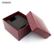 TIMEIX 100% Brand new Durable Presente Caso Caixa de presente Para Pulseira Bangle Jewelry Watch Box Alta Qualidade Frete Grátis, Nov 8