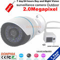 Cheap price 2.0MP hd 1080p ip camera H.264 waterproof outdoor use bullet cctv wired ip camera ONVIF Night Vision free shipping