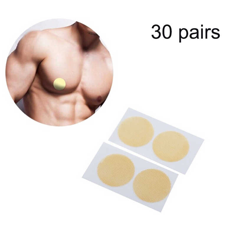 10pairs/30 Pairs Nipple Cover Adhesive Lingerie Stickers Bra Pad Soft Breast Petals For Men Women Intimates Accessories