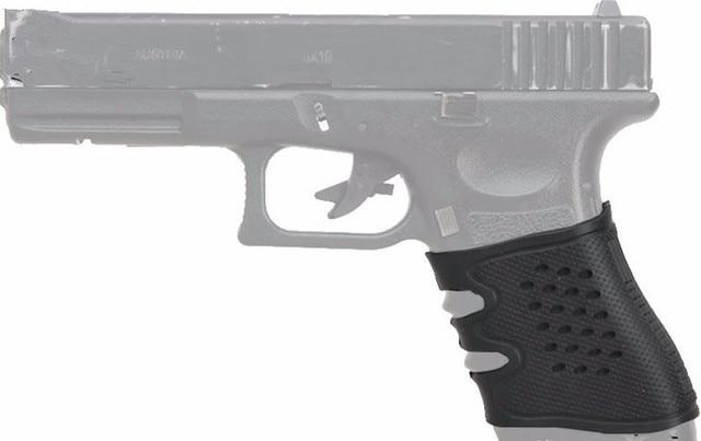 Ruoskygear 2017 Glock Pistol Antiskid Rubber Grip Airsoft Tactical