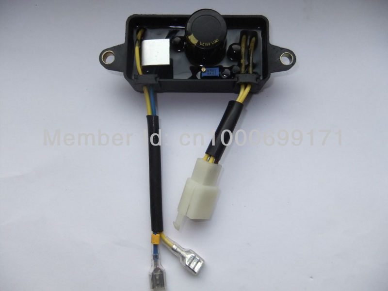 TT08-4A 2KW 2.5KW LIHUA AVR automatic voltage regulator single phase gasoline generator parts genuine parts запчасти для генератора 100% lihua 1 3 5kw avr 2kw