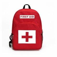 Sac à dos de premiers secours de grande capacité, étanche, vide, traitement des blessures, camping en plein air, randonnée, voyage, Kit d'urgence, accessoires