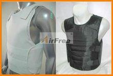 44 magnum 9mm Bulletproof vest NIJ IIIA Protection Police Body Armor ballistic Jacket NIJ0101.06 Size L XL Black or White Color