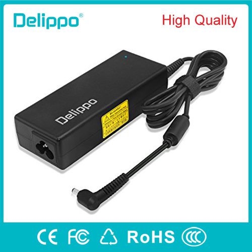 Delippo 19V 3.42A 5.5x1.7mm AC Laptop Charger Adapter For Acer Aspire 5315 5735 5920 5535 5738 6920 7520 SADP-65KB Pa-1650-02