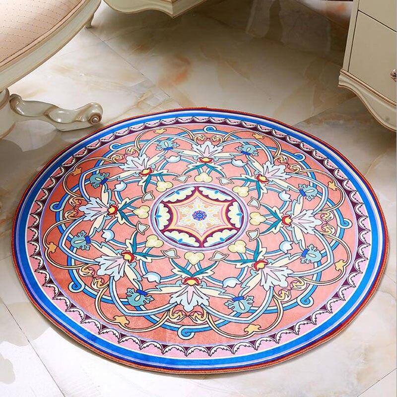 Round Kitchen Rugs: Aliexpress.com : Buy Round Anti Slip Kitchen Carpet