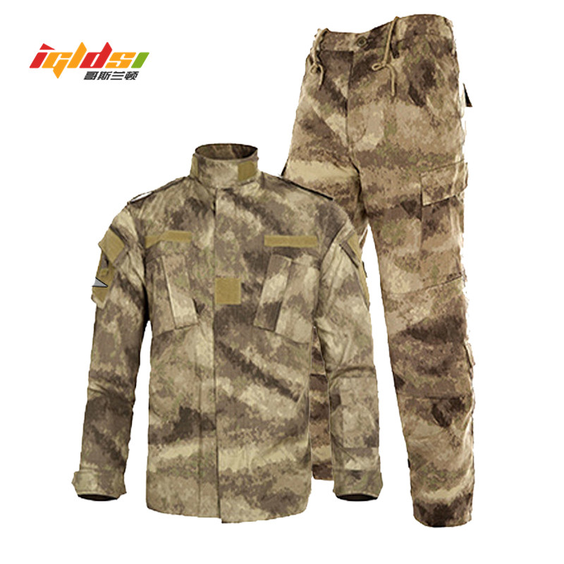 Multicam Black Military Uniform Camouflage Suit Tatico Tactical Military Camouflage Airsoft Paintball Equipment Jacket+Pants 2XL-in Men's Sets from Men's Clothing    1