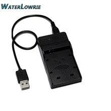 Waterlowrie NB-6L NB 6L NB6L USB Зарядное Устройство Для Canon IXUS 105 200 210 300 310 D20 D10 S90 Камеры