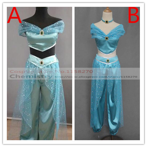 Aladdin Princess Jasmine cosplay costume-in Boys Costumes from Novelty u0026 Special Use on Aliexpress.com | Alibaba Group & Aladdin Princess Jasmine cosplay costume-in Boys Costumes from ...