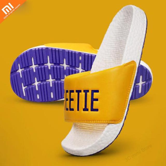 Xiaomi mijia Summer outdoors FREETIE casual slippers rubber non-slip bottom ETPU men's beach shoes outdoor home men's smart home