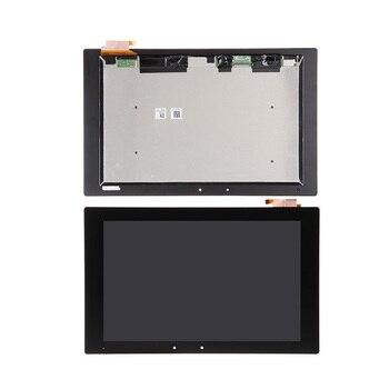 ソニーの Xperia タブレット Z2 SGP511 SGP512 SGP521 SGP541 タッチスクリーンデジタイザパネル Lcd ディスプレイアセンブリコンボ修理部品