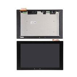 Peças de reparo para sony xperia tablet, digitalizador touchscreen, painel, sgp511, sgp512, sgp521, sgp541, lcd