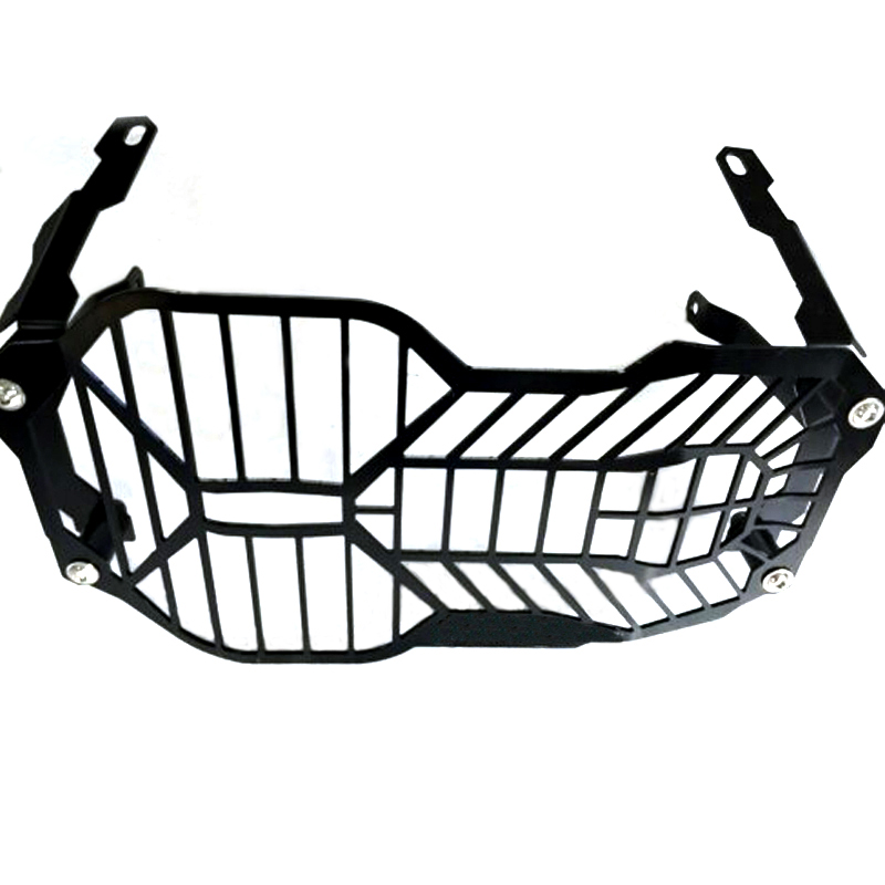 For BMW R1200GS 2012 2013 2014 2015 2016 Headlight Grille Guard Cover Protector For BMW R1200 GS ADV Adventure (Water Cooled) motorcycle radiator grille grill guard cover protector golden for kawasaki zx6r 2009 2010 2011 2012 2013 2014 2015