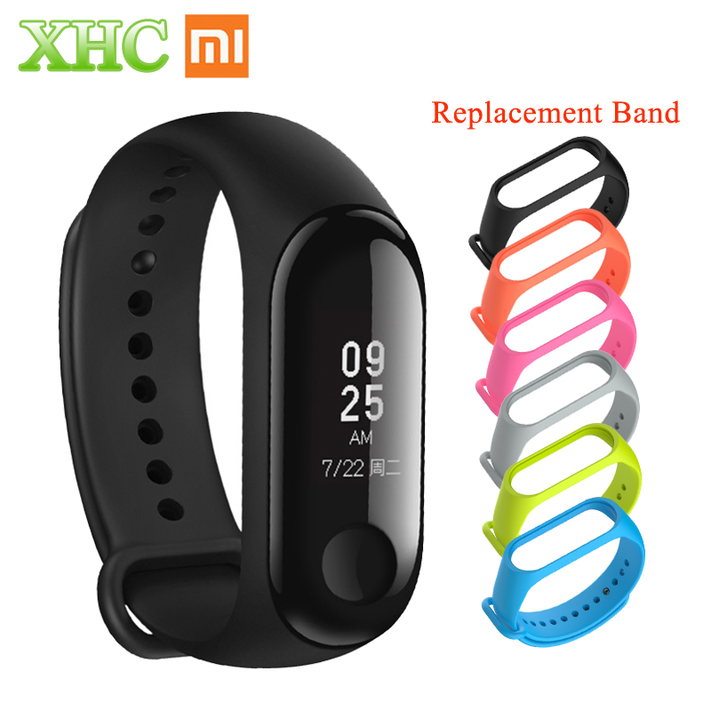 Original Xiaomi Mi Band 3 Smart Wristband Fitness Bracelet Touch Screen OLED Message Heart Rate Weather