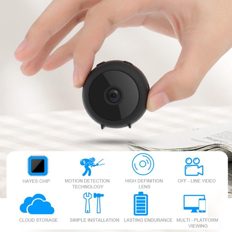 A11 hd 1080p mini camera wifi ip pc small wireless home night vision security micro cam