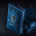 1 шт. Оригинал Велосипедов Карты Роскошный Череп Игральных Карт Фокусы по BOCOPO Игры Карточные Фокусы Покер магические Карты 83070