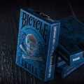 1pcs Original Bicycle Cards Luxury Skull Playing Cards Magic Tricks by BOCOPO Playing Card Tricks Poker magic Cards 83070