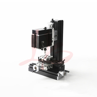 Electroplated מתכת סוג TZ20005MP 60 W DIY מיני מחרטה מכונת כרסום