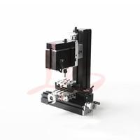 Electroplated Metal type TZ20005MP 60W DIY mini milling machine lathe