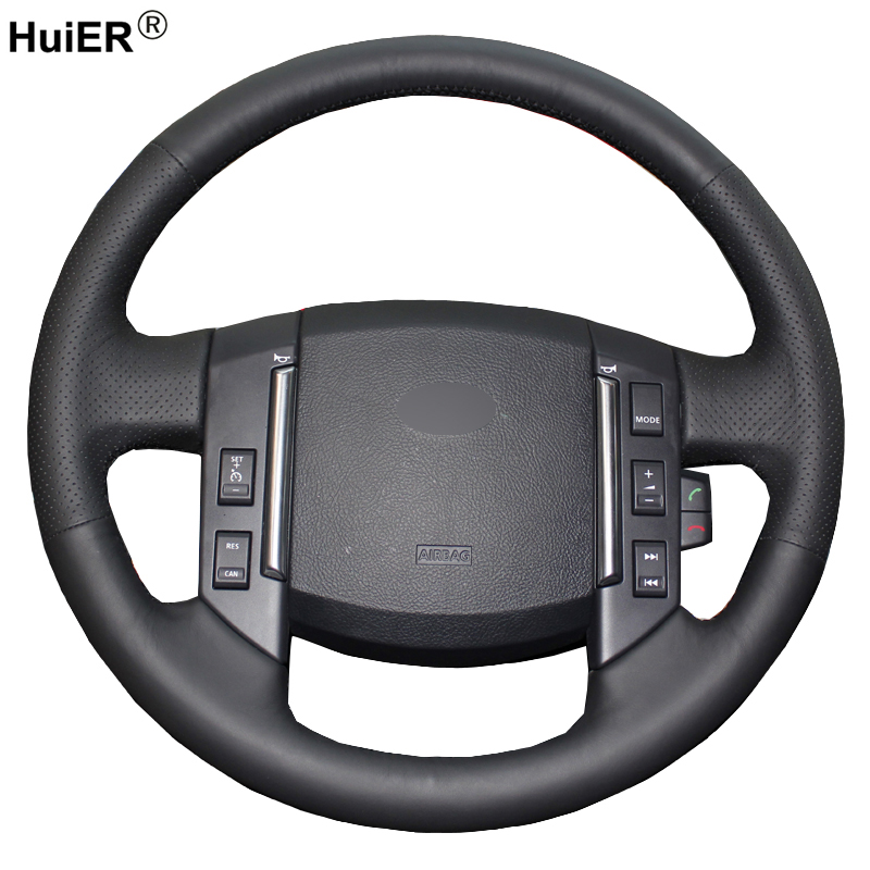 Aliexpress.com : Buy Hand Sewing Car Steering Wheel Cover