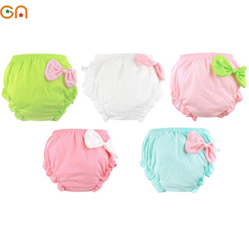 Kids 100% Cotton Shorts Girls,Baby,Infant,fashion Bow Underwear Panties For Children Cute High-quality Underpants Gifts CN
