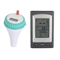 Drahtlose Thermometer In Pool Spa Whirlpool Wasserdicht Thermometer