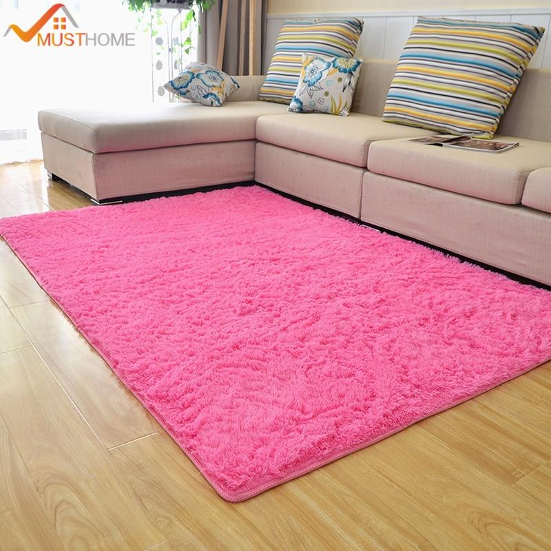 100*160cm/39.37*62.99in large living room carpet shaggy modern rugs ...