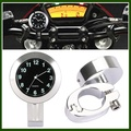 "7/8"" to 1"" Handlebar Motorcycle Handlebar Mount Clock Watch Waterproof Feida"