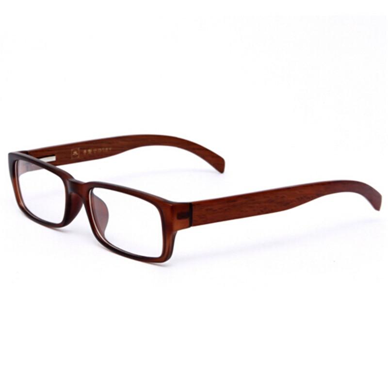 full rim brand handmade wooden glasses frame natural bamboo classic men women trendy eyeglasses frames myopia