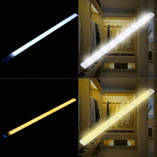 30cm LED Home Cabinet Light PIR Motion Sensor Lamp Kitchen Wardrobe Cupboard Closet Energy-saving Strip Lamp
