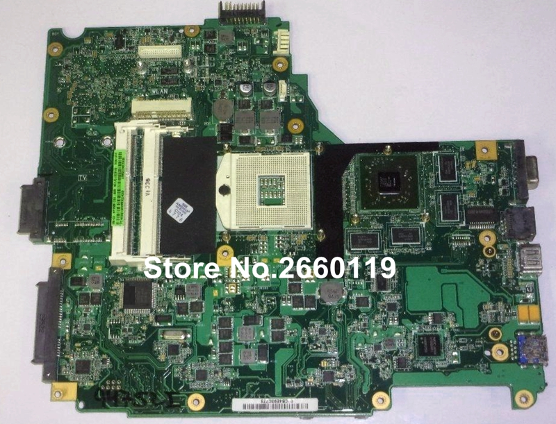 100% Working Laptop Motherboard For Asus N61JQ Main Board Fully Tested
