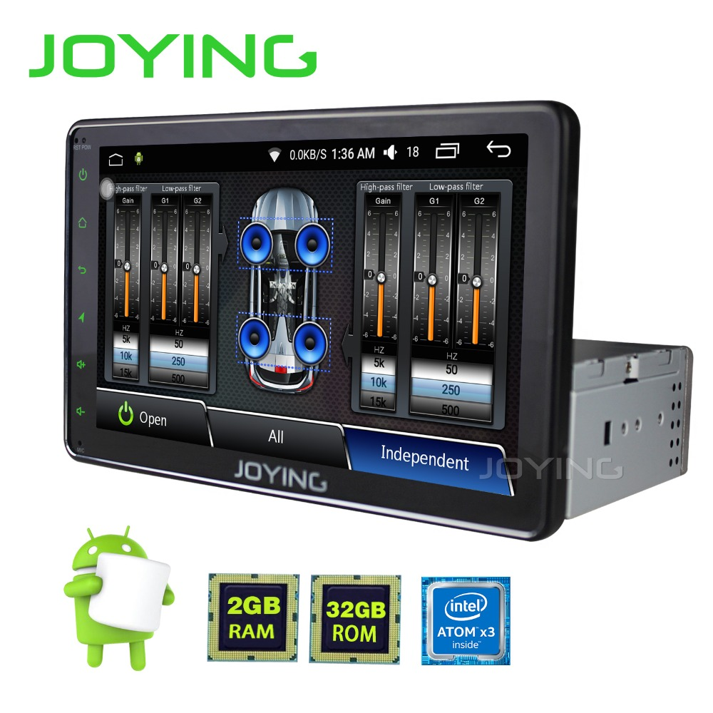 new 8 joying single 1 din 2gb ram universal android car. Black Bedroom Furniture Sets. Home Design Ideas