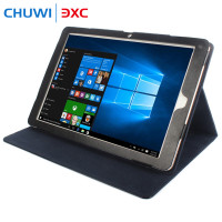 New Newest PU Leather Protective Tablet Case Full Body Folding Stand Holder Design Cover For Chuwi