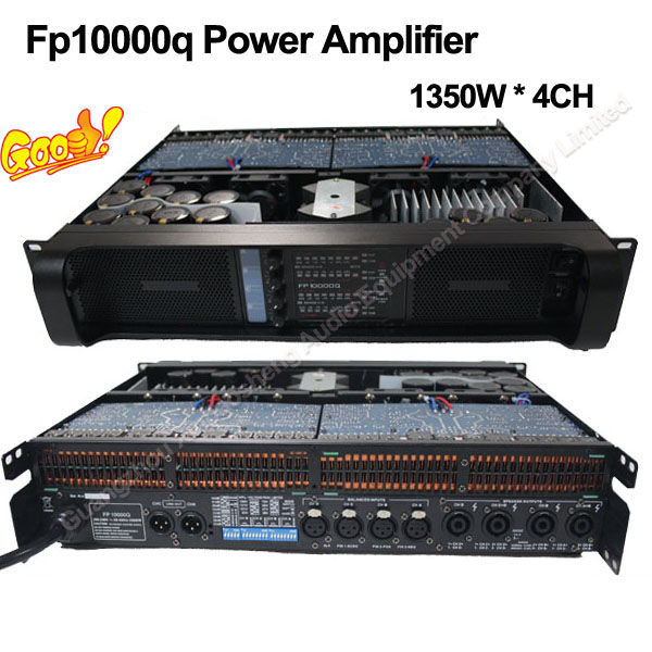 labgruppen FP10000Q power amplifier 1350W*4CH stable amplifier