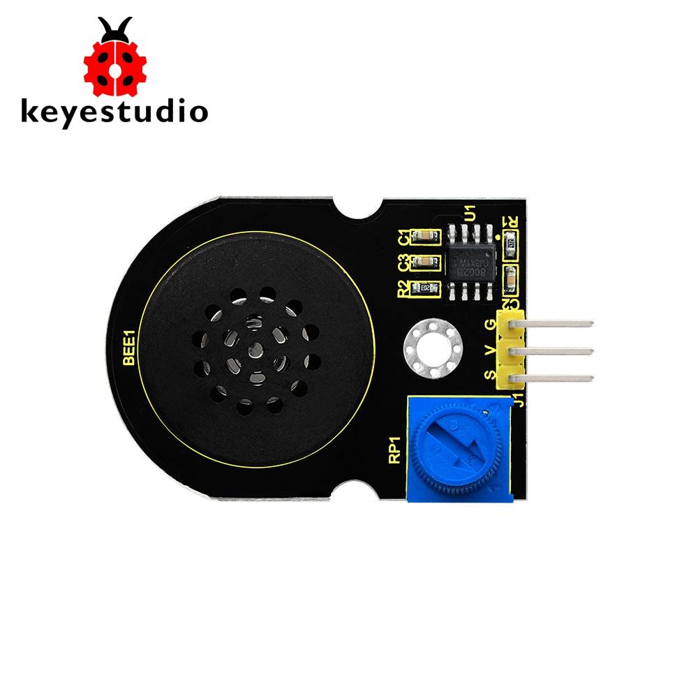 Keyestudio 8002B Power Amplifier Module Speaker Buzzer For Arduino Industrial Grade
