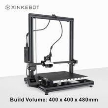 Популярные большие Размеры xinkebot ORCA2 cygnus 3D принтер металла фюзеляж 0.1 Разрешение с ЖК-дисплей Управление Дисплей
