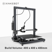 Popular Big Size XINKEBOT ORCA2 Cygnus 3D Printer Metal Fuselage 0.1 Resolution with LCD Control Display