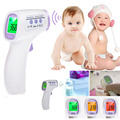Hot 1 unid Digital Multi-Función Sin contacto Frente Infrarrojo Termómetro Del Cuerpo Del Bebé arma/AdultHot Llegada Nueva