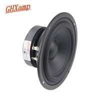 GHXAMP 5 INCH 6OHM 70W Pure Midrange Speaker Unit Home Theater Alto Speaker Mediant HIFI Bookshelf