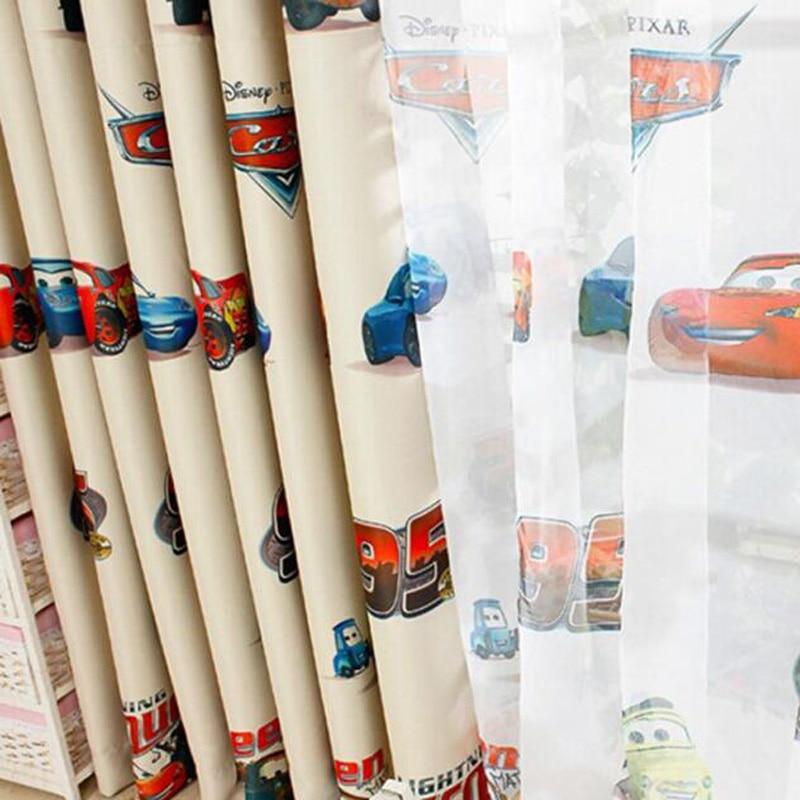 aliexpresscom koop jongens cars gordijnen en tule verduisterende doek nursery baby kamer gordijnen draperie franse jaloezien voor kids erker p228b van